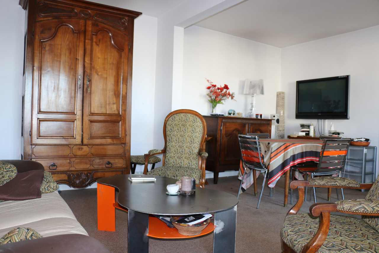 Biarritz -  Quartier Saint Charles - Vente Appartement T3 - avec garage
